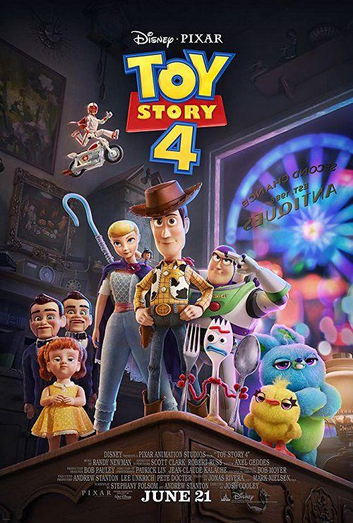 دانلود انیمیشن داستان اسباب بازی 4 دوبله فارسی Toy Story 4 2019