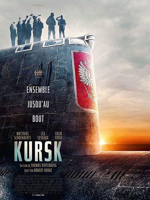 دانلود فیلم کورسک Kursk 2018 دوبله فارسی