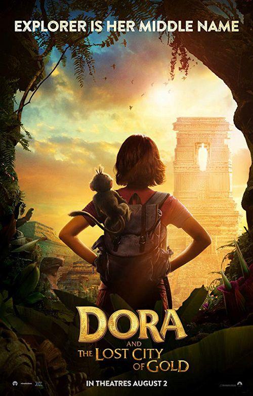 دانلود فیلم Dora and the Lost City of Gold 2019