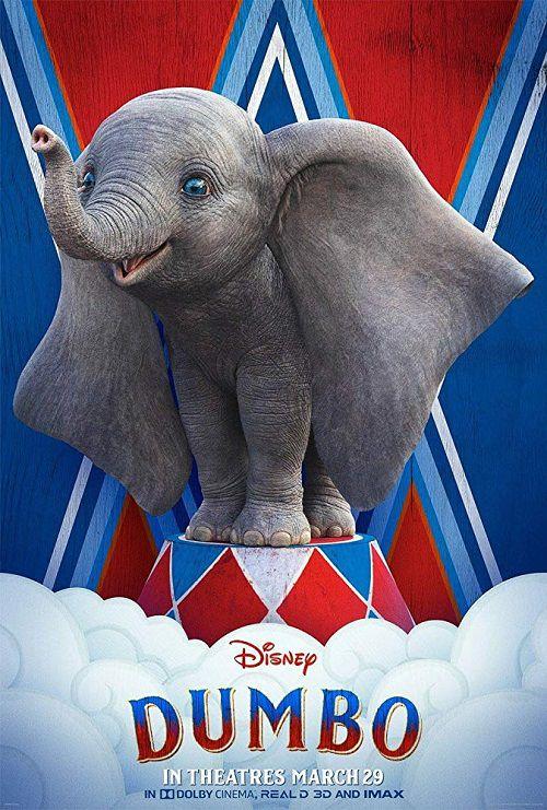 دانلود فیلم دامبو Dumbo 2019 دوبله فارسی