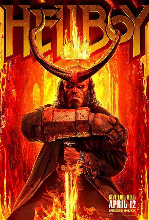 دانلود فیلم پسر جهنمی Hellboy 2019 دوبله فارسی