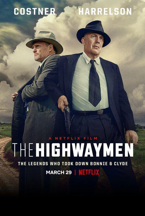 دانلود دوبله فارسی فیلم راهزن ها The Highwaymen 2019