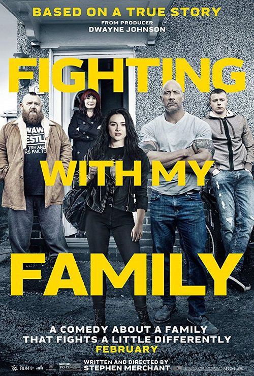 دانلود فیلم Fighting with My Family 2019