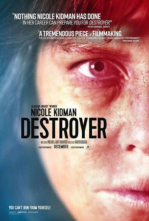 دانلود فیلم نابودگر Destroyer 2018 دوبله فارسی