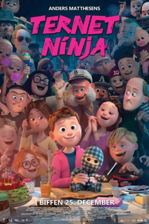 دانلود انیمیشن Checkered Ninja 2018