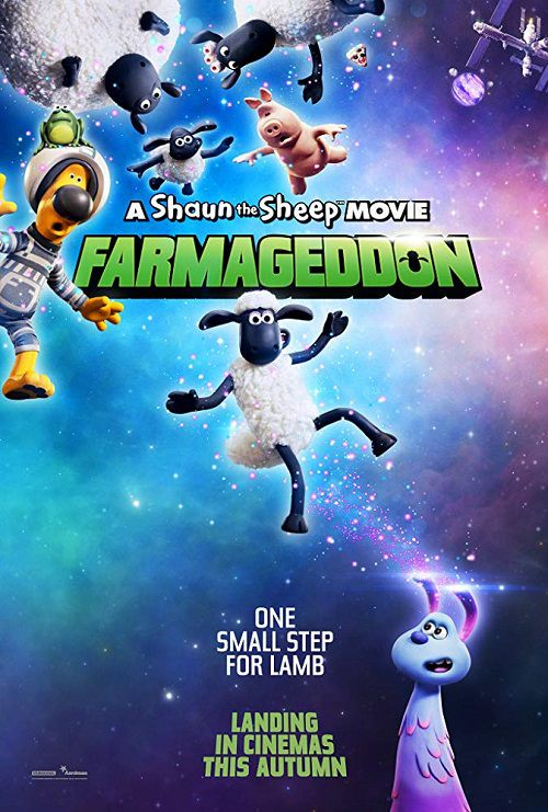 دانلود انیمیشن Shaun the Sheep Movie: Farmageddon 2019
