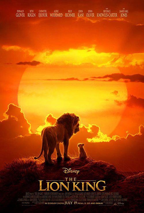 دانلود دوبله فارسی فیلم شیر شاه The Lion King 2019