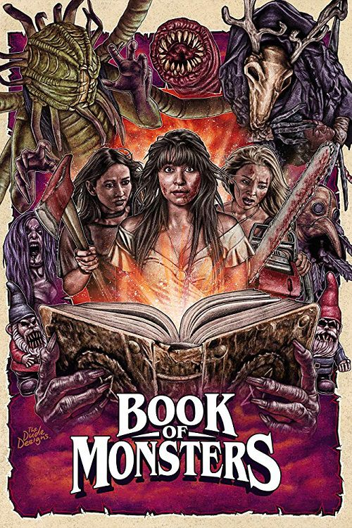 دانلود فیلم Book of Monsters 2018