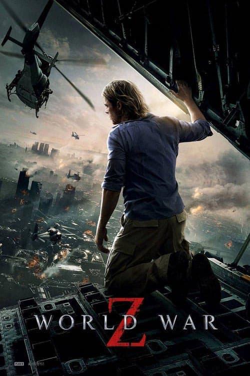 دانلود دوبله فارسی فیلم جنگ جهانی زد World War Z 2013