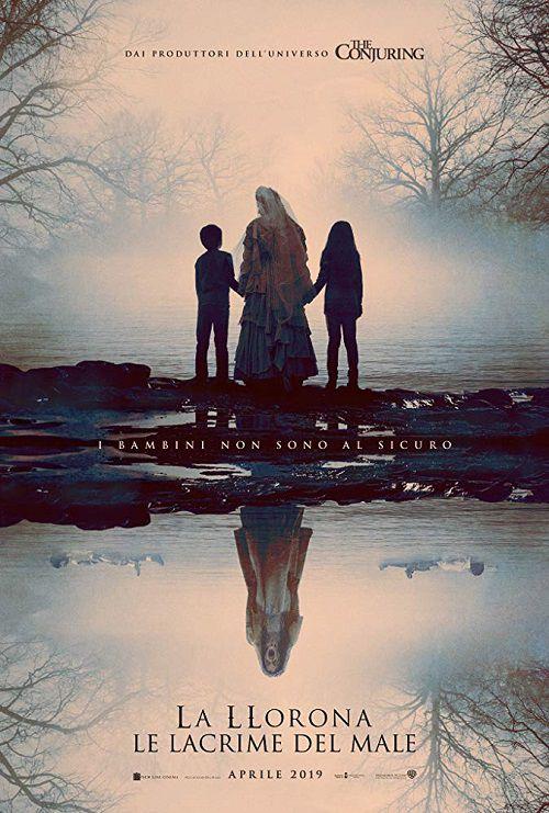 دانلود فیلم نفرین لیورونا The Curse of La Llorona 2019