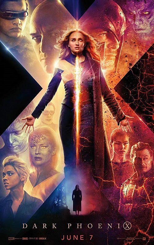 دانلود دوبله فارسی فیلم مردان ایکس: ققنوس سیاه X-Men: Dark Phoenix 2019