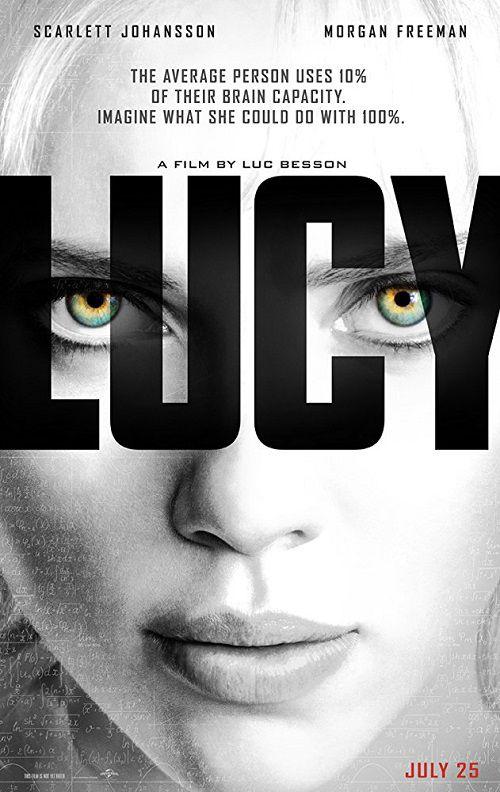 دانلود فیلم لوسی Lucy 2014