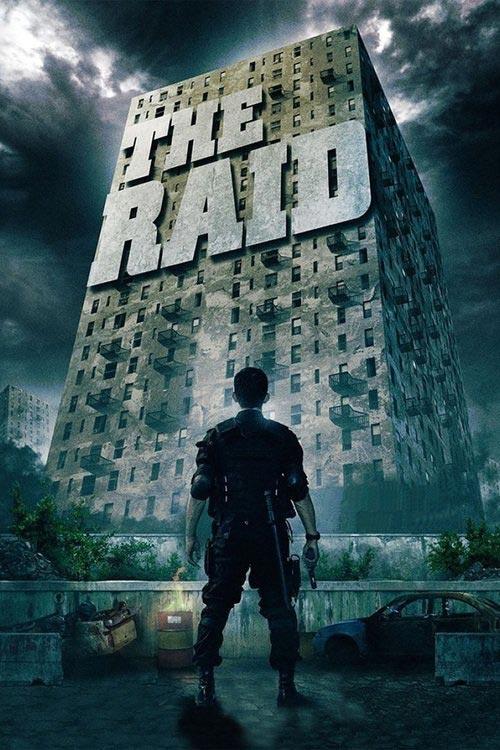دانلود دوبله فارسی فیلم یورش: رستگاری The Raid: Redemption 2011