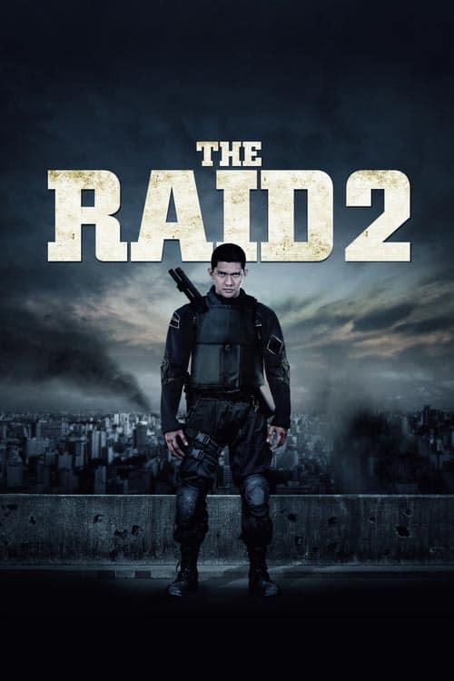 دانلود دوبله فارسی فیلم یورش 2 The Raid 2 2014