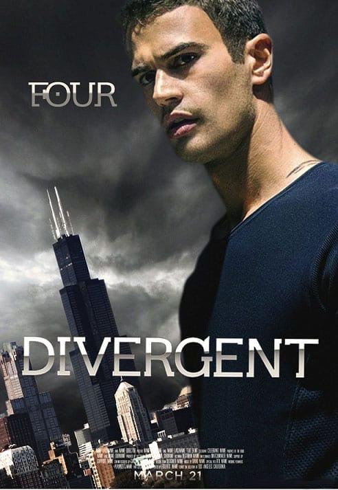 دانلود فیلم سنت شکن Divergent 2014