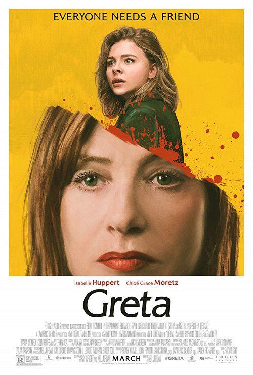 دانلود فیلم گرتا Greta 2018