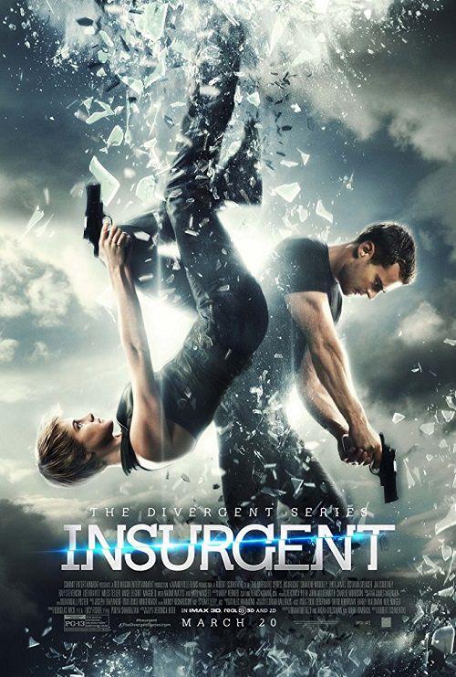 دانلود فیلم شورشی (ناهمتا 2) Insurgent 2015