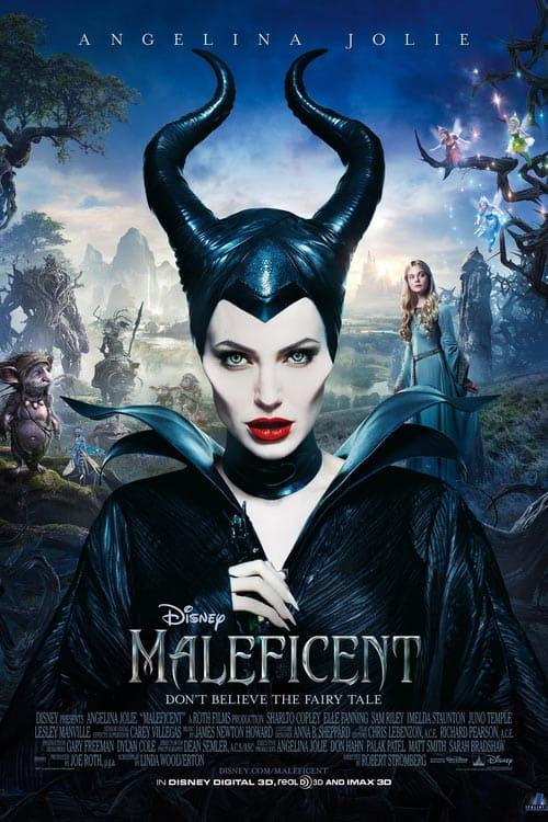دانلود دوبله فارسی فیلم مالیفیسنت Maleficent 2014