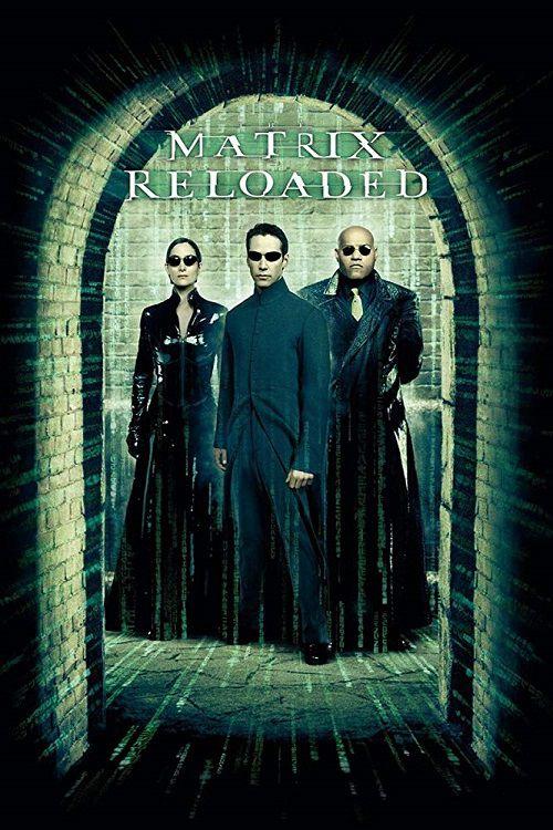 دانلود فیلم ماتریکس بارگذاری مجدد The Matrix Reloaded 2003