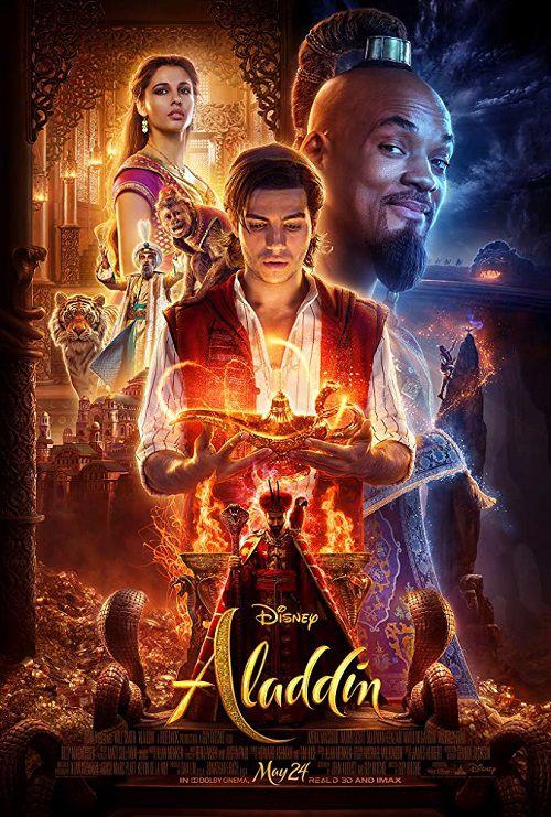 دانلود دوبله فارسی فیلم علاءالدین Aladdin 2019
