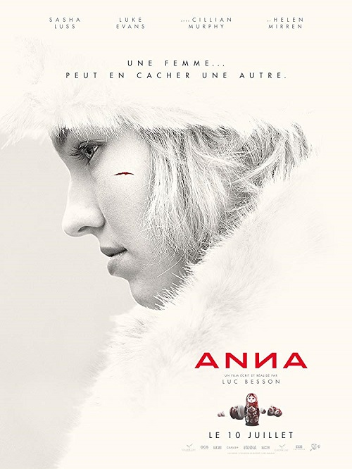 دانلود فیلم Anna 2019 آنا