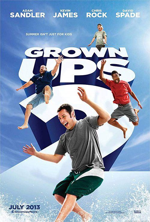 دانلود فیلم Grown Ups 2 2013 بزرگ شده ها 2