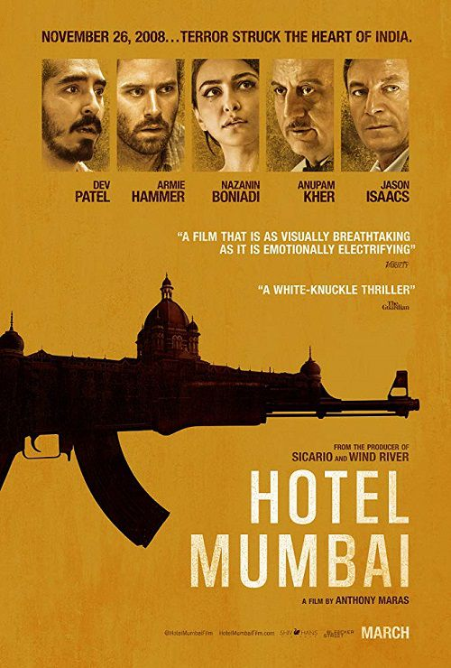 دانلود دوبله فارسی فیلم هتل بمبئی Hotel Mumbai 2018