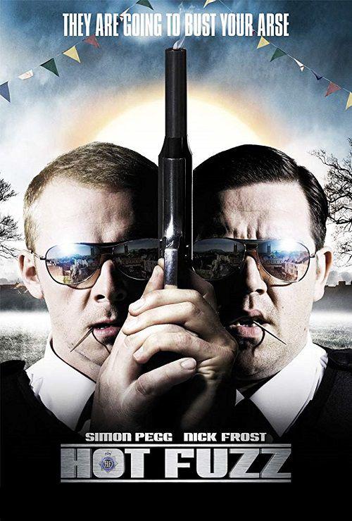 دانلود فیلم Hot Fuzz 2007 پلیس خفن