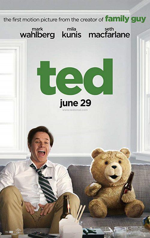 دانلود فیلم تد Ted 2012