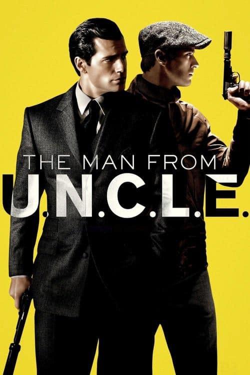 دانلود دوبله فارسی فیلم مردی از آنکل The Man from U.N.C.L.E. 2015