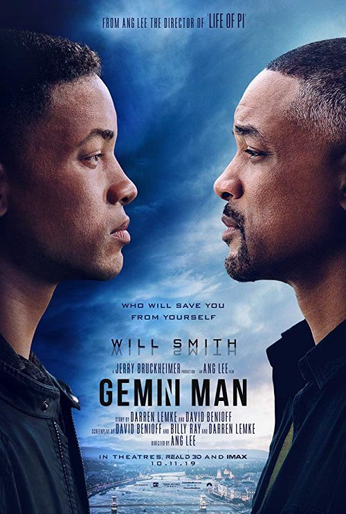 دانلود دوبله فارسی فیلم مرد ماه جوزا Gemini Man 2019