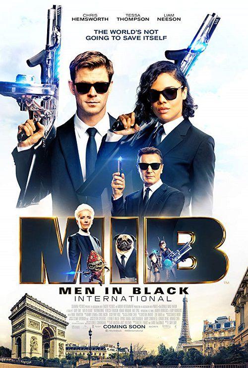 دانلود فیلم مردان سیاه پوش: بین المللی Men in Black: International 2019