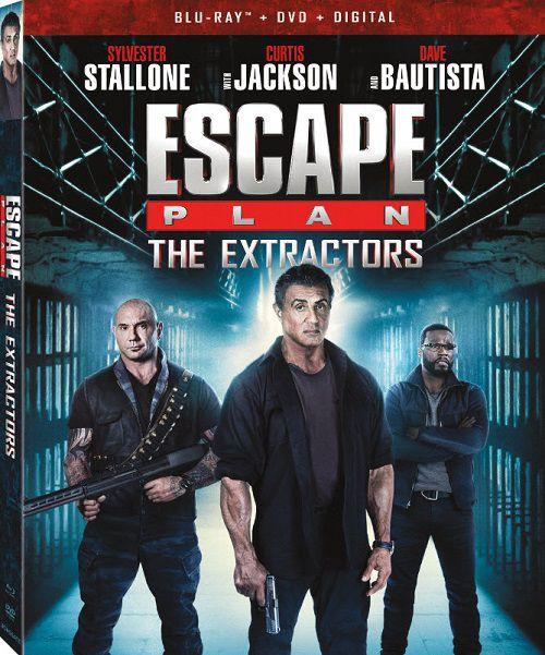 دانلود دوبله فارسی فیلم نقشه فرار 3 Escape Plan: The Extractors 2019
