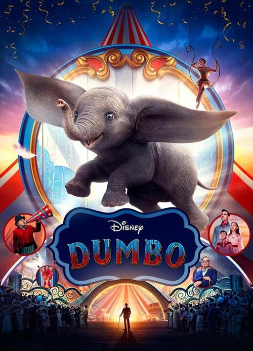 دانلود دوبله فارسی فیلم دامبو Dumbo 2019