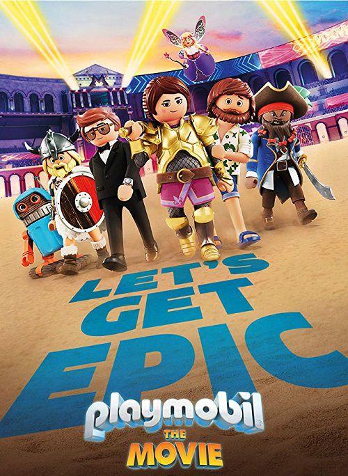 دانلود انیمیشن پلی موبیل Playmobil: The Movie 2019