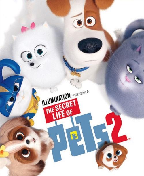 دانلود دوبله فارسی انیمیشن زندگی مخفی حیوانات خانگی 2 The Secret Life of Pets 2 2019