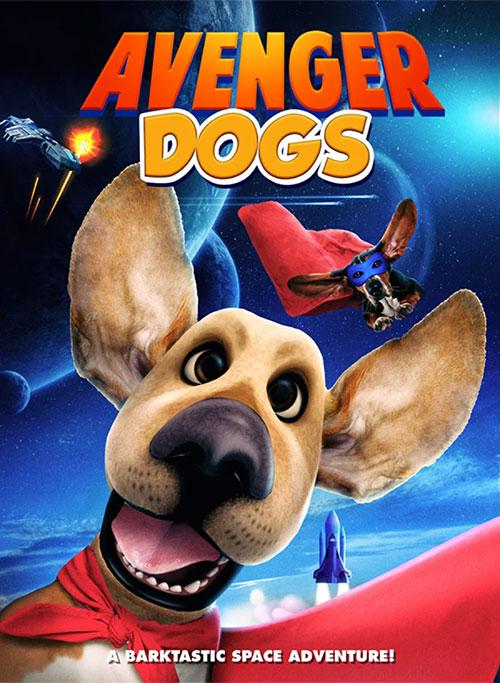 دانلود انیمیشن سگ های انتقام جو با دوبله فارسی Avenger Dogs 2019