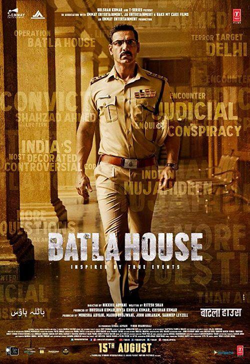 دانلود فیلم خانه بتلا Batla House 2019