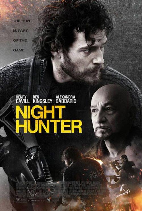 دانلود فیلم شکارچی شب Night Hunter 2018