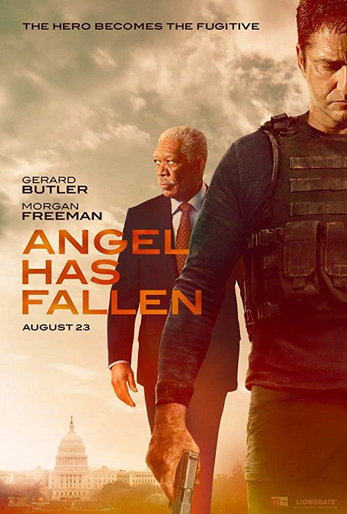 دانلود دوبله فارسی فیلم سقوط فرشته Angel Has Fallen 2019