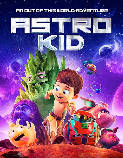 دانلود انیمیشن Astro Kid 2019