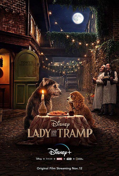 دانلود فیلم بانو و ولگرد Lady and the Tramp 2019