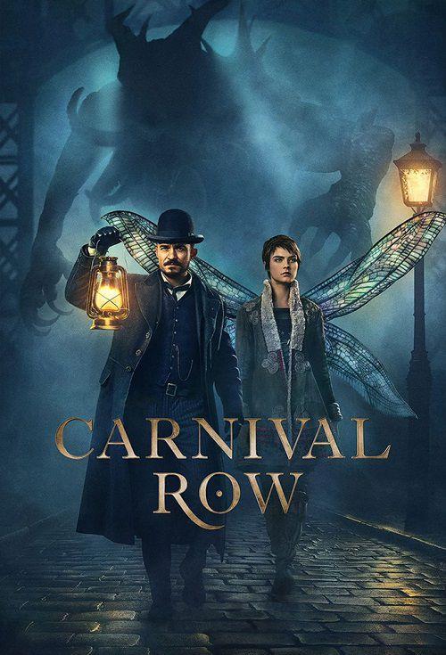 دانلود سریال کارناوال رو Carnival Row