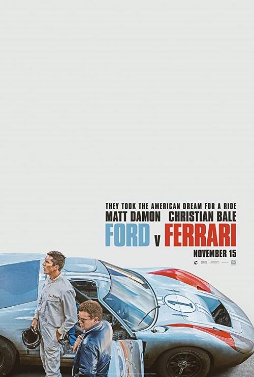 دانلود فیلم فورد در برابر فراری Ford v Ferrari 2019