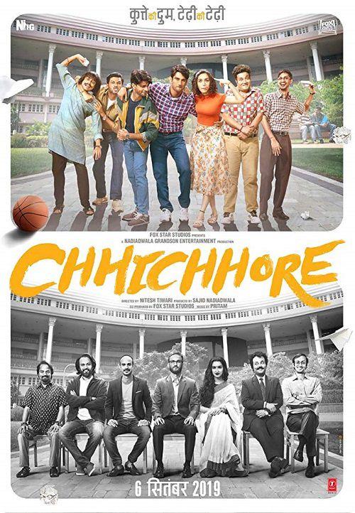 دانلود فیلم Chhichhore 2019