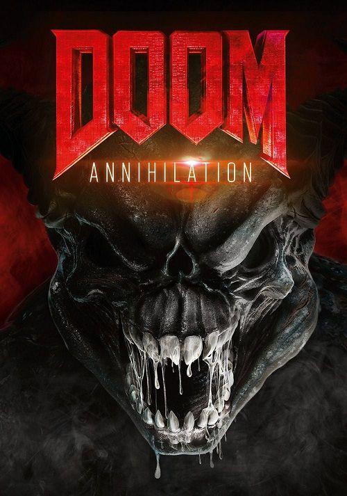 دانلود فیلم عذاب: نابودی دوبله فارسی Doom: Annihilation 2019