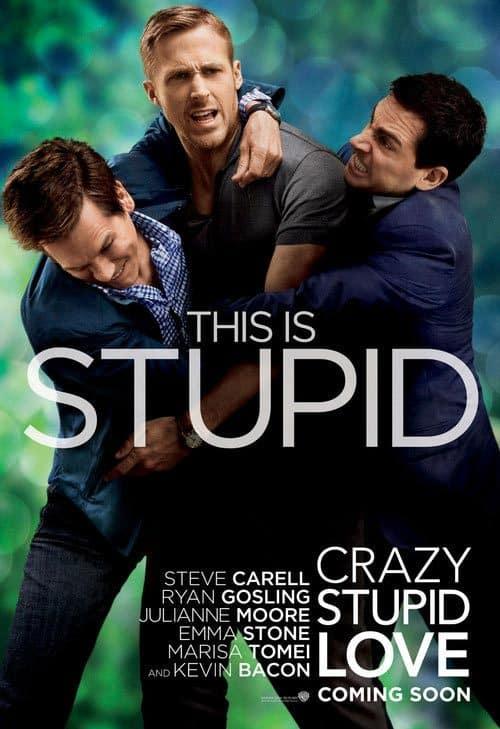 دانلود فیلم دیوانه، احمق، عشق Crazy Stupid Love 2011