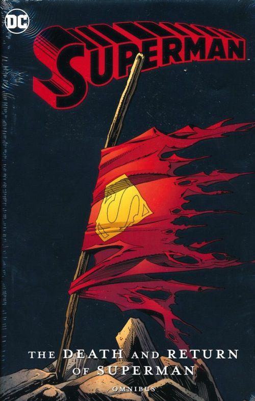 دانلود انیمیشن مرگ و بازگشت سوپرمن The Death and Return of Superman 2019