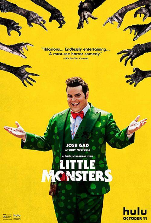 دانلود فیلم Little Monsters 2019