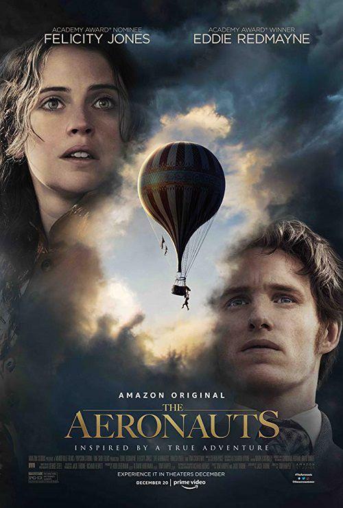 دانلود فیلم هوانوردان The Aeronauts 2019